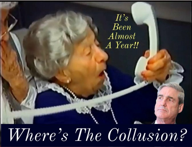 Mueller has Long History of Diversions and Cover-Ups