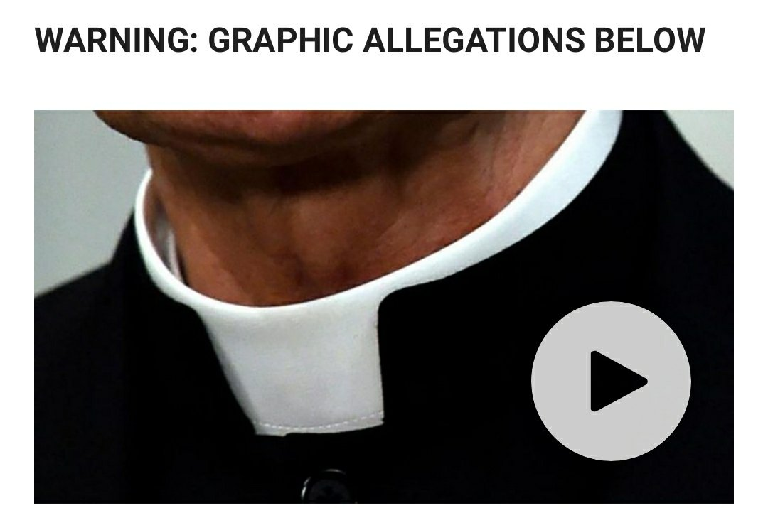 Over 300 Predator Priests, More Than 1,000 Child Victims In Pennsylvania
