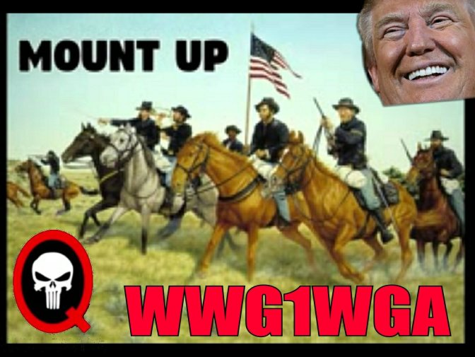 WWG1WGA (dedicated to our Armed Forces)