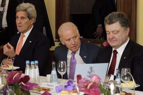 Audio of John Kerry, Joe Biden and Ukraine President – Pay2Play Proof